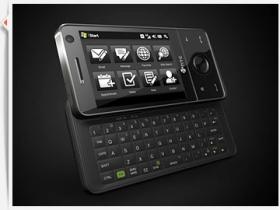 鑽石機升級 HTC Touch Pro 滑蓋款、功能更齊