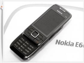 E 系娛樂滿點! Nokia E66、E71 時尚更薄身