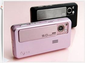 LG KC550 粉紅甜心款 美眉愛用小 DC