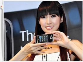 Nokia N96 全方位旗艦 NT$ 29,700 高價上市