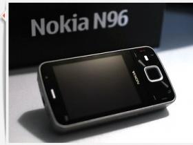 無所不能之 Nokia N96 開箱、外觀評測文