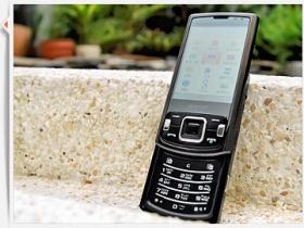 Samsung INNOV8 i8510 台灣中文版 亮相首測