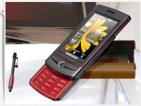 Samsung S8300 發表:八百萬觸控 AMOLED