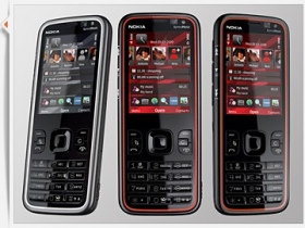 Nokia 發表輕薄音樂機:5630 XpressMusic