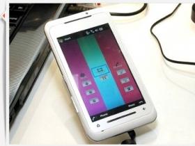 【MWC 2009】Toshiba TG01 大螢幕超快感