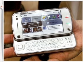 【MWC 2009】更完整的 Nokia N97 體驗