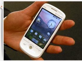【MWC 2009】HTC Magic 親手玩實機