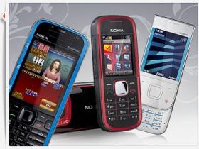 Nokia 5730、5330、5030 音樂三機發表!