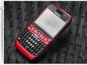 降價改款更超值 Nokia E63 香港繁中版小試
