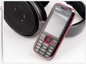 Nokia 5130 XpressMusic :嗆辣音樂小巨人