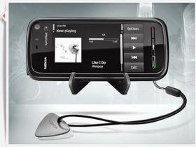 Nokia 5800 XpressMusic「高調黑」新上市