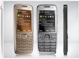 直薄商務機 Nokia E52 發表 七月上市