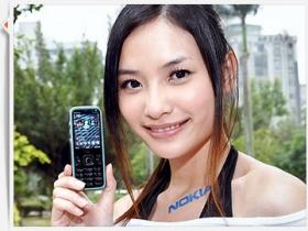 Nokia 直薄機 5630xm 開賣 六月強機滿檔