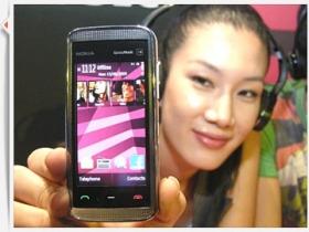【CMMA 2009】Nokia 5530XM 平價觸控