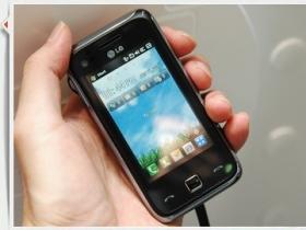 【CMMA 2009】LG GM730 智慧新風貌
