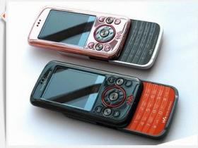 SE W395 黑橘 + 粉紅 換裝新色‧簡單速測