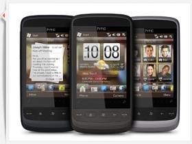 HTC 發表 Touch2 首度內建 WinMo 6.5
