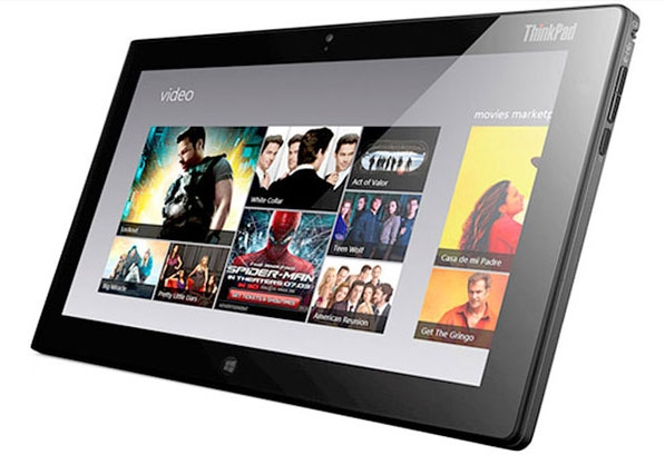 Lenovo ThinkPad Tablet 2 平板介紹 - ePrice.HK 流動版