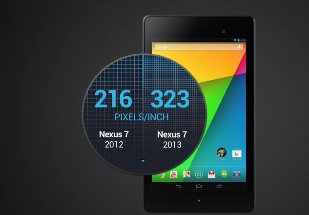 Google New Nexus 7(4G) 介紹圖片