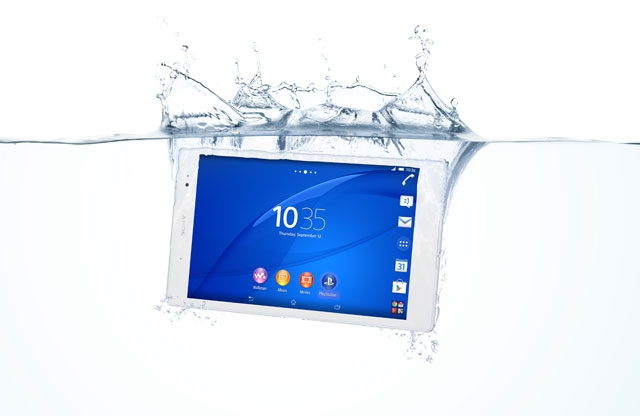 SONY Xperia Z3 Tablet Compact 介紹圖片