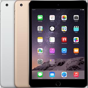 Apple iPad mini 3 (4G, 16GB)