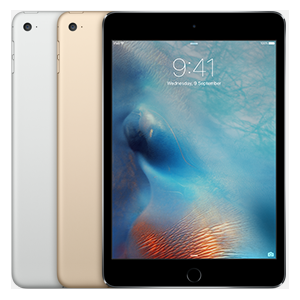 Apple iPad mini 4 (4G, 64GB)