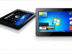 優派全新雙系統平板:ViewPad 10Pro 五月上市