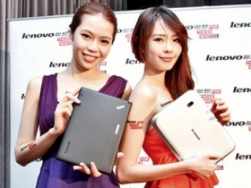 ThinkPad Tablet、IdeaPad K1 雙平板登台
