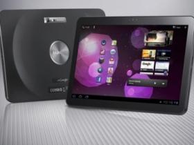 【MWC11】Galaxy Tab 10.1 蜂巢大平板發表