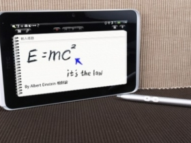 HTC Flyer 實測(上):外觀、數位筆試用