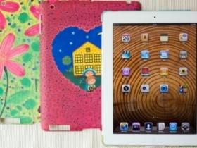 幾米《走向春天的下午》 iPad 2 保護殼