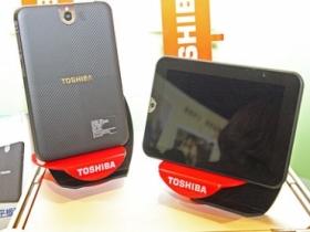 TOSHIBA AT1S0 新 7 吋雙核平板 12 月開賣