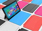 微軟發表自有品牌 Win8 平板「Surface」!