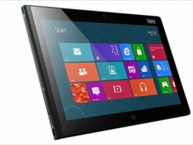 ThinkPad Tablet 2 發表 雙核、2G RAM、NFC