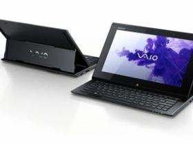 Sony VAIO Duo 11:Full HD 的 Win8 滑蓋平版