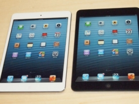網友爆料! iPad mini 實機寫真、初步試用感