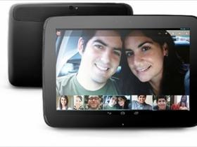 Nexus 10 高解析平板發表,399 美元起