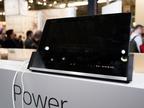 【MWC13】Xperia Tablet Z 體驗 Sony 之最