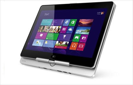 HP ElitePad 900、EliteBook 810 雙平板登台