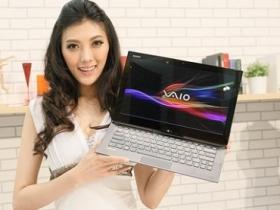 Sony VAIO Duo 13:隨意變形、超長電力