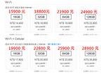 現有 iPad 全面降價,最大降幅達 2,100 元