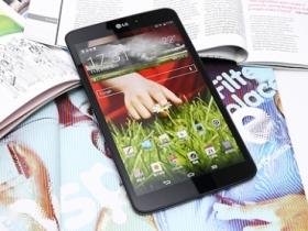 纖巧 LG G Tablet 8.3,Full HD IPS螢幕超享受