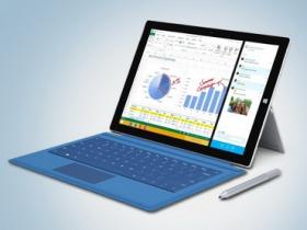 微軟 Surface Pro 3 發表,輕薄尬 MBA、iPad