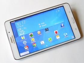 三星 Galaxy Tab 4 7.0 LTE    夏日導覽輕實測
