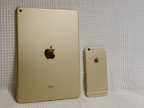 iPad air 2 WiFi 64GB 日版金開箱