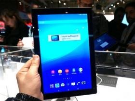 高效防水:Sony Z4 Tablet 上手試玩