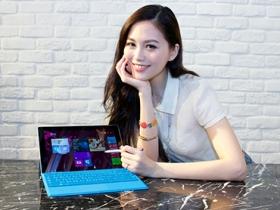 Surface 3 今日開賣,現場試玩