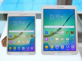 Samsung Galaxy Tab S2 8.0 / 9.7 外觀、效能、相機測試!