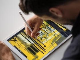 讓專業的來!iPad Pro 帶筆登場