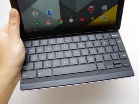 谷歌新平板 Pixel C 鍵盤合體實測